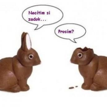 Osud veľkonočných zajačikov :D