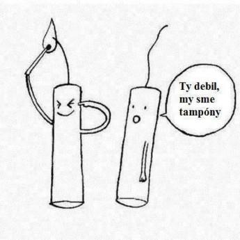Tampóny :D
