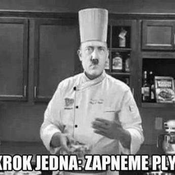 Šéfkuchár Hitler :D