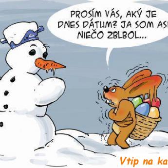 Veľkonočná zima