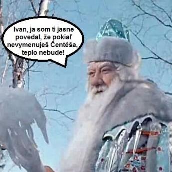 Ivanko, mi už chceme jar!