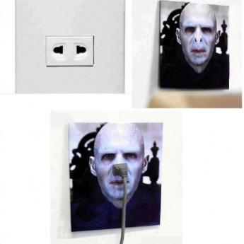 Voldemort zástrčka :D