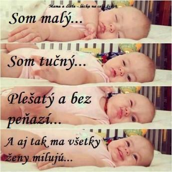 Bábätko :)