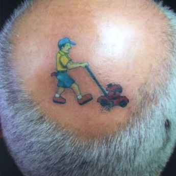 Funny Tattoo