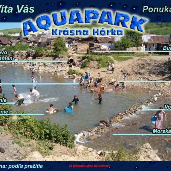 Aquapark Krásna Hôrka