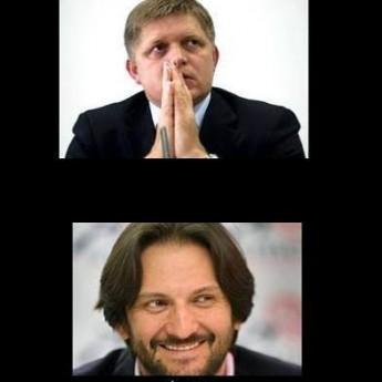 Kaliňák a Fico