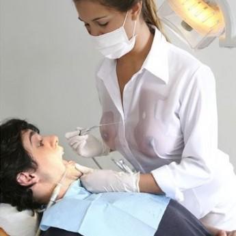 Kto by chcel takú zubárku? :P