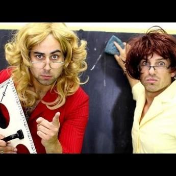 Debilní kecy učitelek