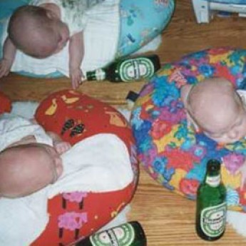 Opité bábätká