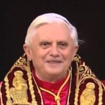 Harlem Shake – Benedikt XVI.