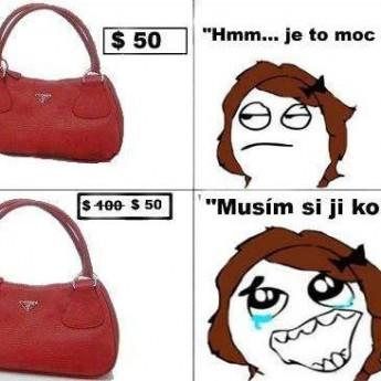 Ženy a nákupy