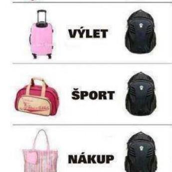 ženy vs. muži
