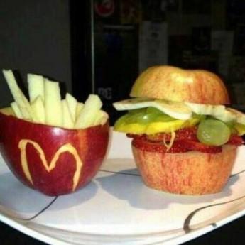 Zdravý McDonald's