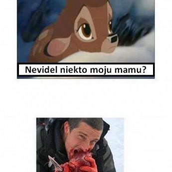 Chudák Bambi