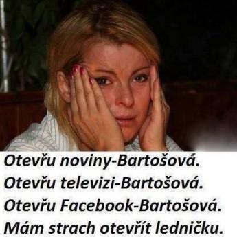 Bartošová