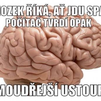 Mozog vs. počítač