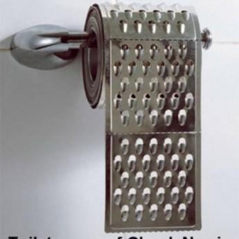 Toaleťák Chucka Norrisa