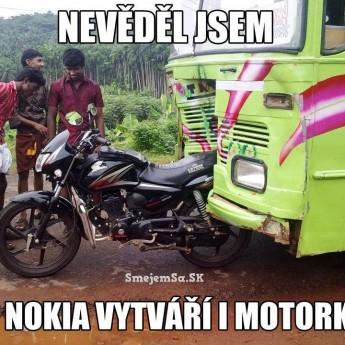 Nokia motorky