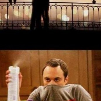 Ako sa Sheldon bráni proti láske