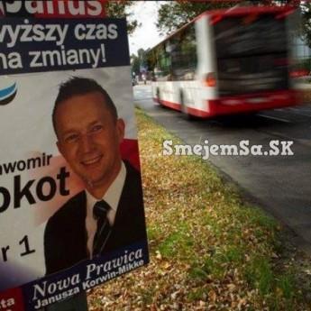 Poslanecký billboard