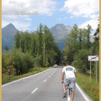 Bicyklovanie na Slovensku