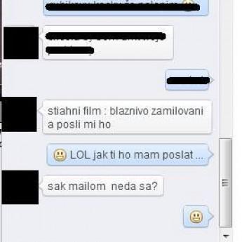 fb správa