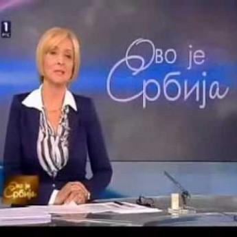 Moderátorka nevedela, že je v živom vysielaní