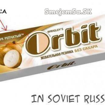 Orbitky z Ruska