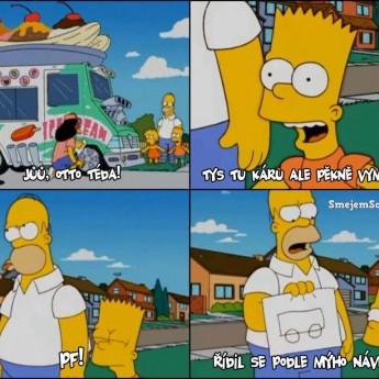 Homerov návod :D