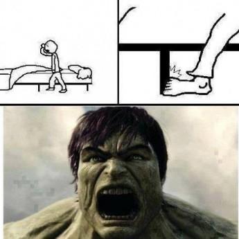 Premena na Hulka