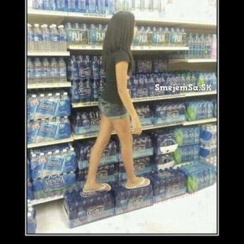Chodenie po vode