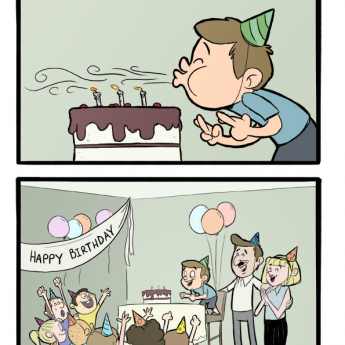 Narodeninové želanie