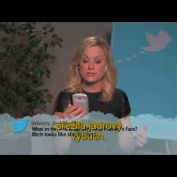 Celebrity reagujú na neprajné tweety