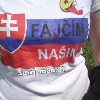 Originálne tričko