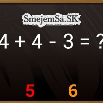Aká je správna odpoveď?