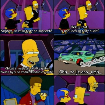 Najlepšie chvíle Homerovho života
