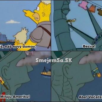 Keď bol Homerov otec malý…