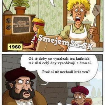 História neustále nespokojných rodičov