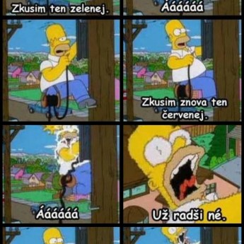 Homer a káble