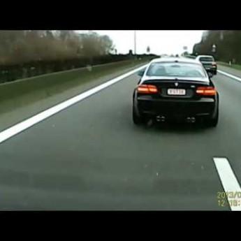 Magor na BMW M3