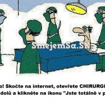 Na operačnej sále