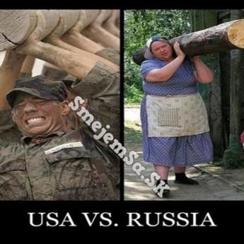 USA vs. Rusko
