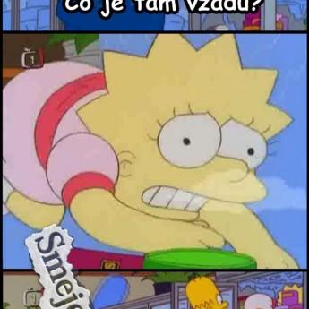 Homer a jeho ohľaduplnosť