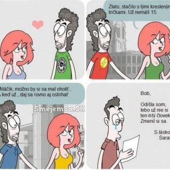 Zmena pre lásku