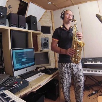 Avicii – Wake Me Up na saxofóne