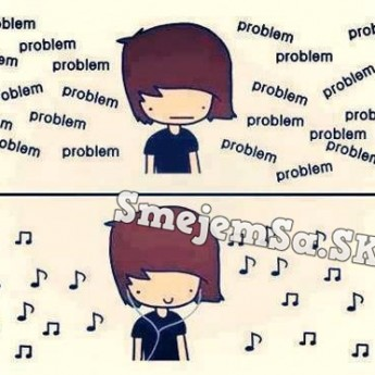 Problémy a hudba