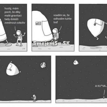 Malá gravitácia