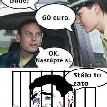 Pokuta 60€