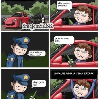 Keď vás zastaví polícia…
