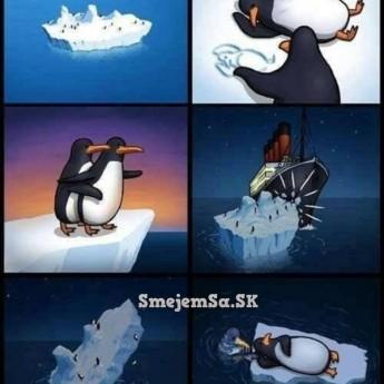 Titanic trochu inak